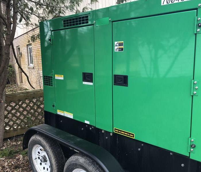Generator to Power an entire house